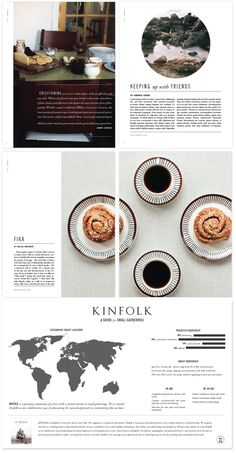 layout for kinfolk magazine - love  Erin Jane - Portfolio - KinfolkMagazine