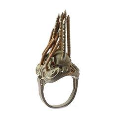 Кольцо by Karl Fritsch. Читать в нашем блоге