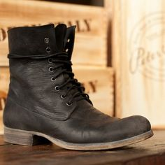 Peter Nappi- Fall black boot