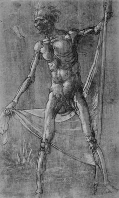 Hans Baldung Grien (German, c. 1484-1545). Death, 1505-06