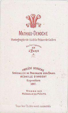 MATHIEU-DEROCHE - Paris