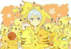 Anime Crossover ~ Pokemon & kuroko no Basket ❤ Kuroko No Basket Characters, Disney Cookies, Time Skip, Kuroko Tetsuya, Kuroko's Basketball, Anime Crossover, Pokemon Games, Theme Song, Manga