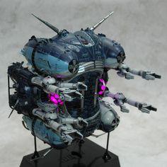エムロボ模型缶 [IDEON] ガルボ・ジック
