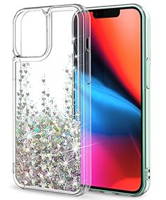 Amazon has the SunStory Multiple Style Options for iPhone 13 Pro Case Glitter,iPhone 13 Pro Case Clear for Women Girls with Moving Shiny Quicksand for Apple iPhone 13 Pro 5G [6.1 inch] (B-Silver) marked down from $12.99 to $3.89. That is $9.1 off retail price! TO GET THIS DEAL: GO HERE to go to the…