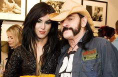 Young Lemmy | Lemmy Kilmister Woman Pictures