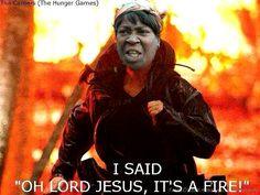 Haha best Hunger Games meme that I've seen so far!