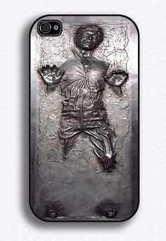 Han Solo Carbonite iPhone Case!