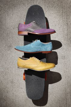 Editorial // Men's Shoes for Improper Bostonian | Dan Watkins