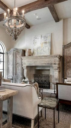 Adorable 80 Beautiful French Country Living Room Decor Ideas https://idecorgram.com/2467-80-french-country-living-room-decor-ideas