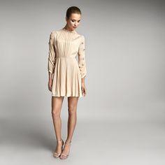 Boho Fashion, High Neck Dress, Dresses With Sleeves, Long Sleeve, Outfits, Turtleneck Dress, Bohemian Fashion, Suits, Sleeve Dresses