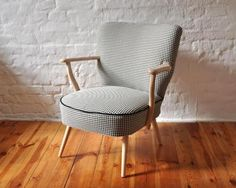 VINTAGE COCKTAIL ARMCHAIR Pepita