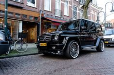 Mercedes G Class; this WILL be mine, one day! 😌