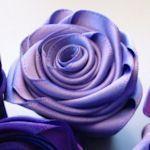 Wonderful Ribbon Embroidery Flowers by Hand Ideas. Enchanting Ribbon Embroidery Flowers by Hand Ideas. Cloth Flowers, Fabric Roses, Faux Flowers, Diy Flowers, Crochet Flowers, Paper Flowers, Satin Flowers, Ribbon Art, Ribbon Crafts