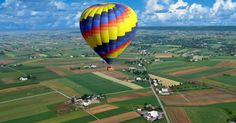Balloon Rides Daily by United States Hot Air Balloon Team | Pennsylvania Dutch Country | Lancaster, PA