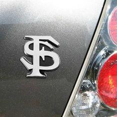 FSU car emblem