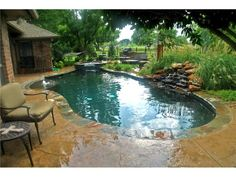 Concrete Pools Gallery Pleasant Pools Supply Corp. Oklahoma City, OK (405) 799-9133