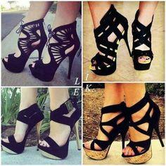 Black beauties..:*