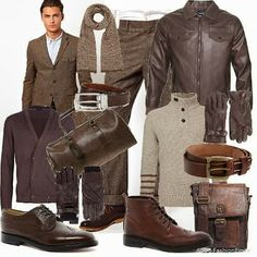 Stylish And Casual Men Fashion Outfits