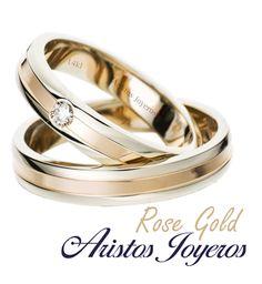 ¿Buscas algo más exclusivo y elegante ? #RoseGold #Diamond #Guatemala #Moda www.aristos-joyeros.com