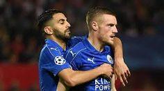 Sevilla 2 - 1 Leicester CityCompetition: UEFA Champions LeagueDate: 22 February 2017Stadium: Estadio Ramón Sánchez Pizjuán (Sevilla)Goals : SEVILLA (Sarabia 25', Correa 62')LEICESTER CITY (Vardy 73')