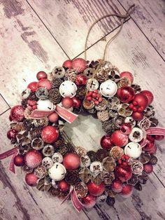 39ae42b51 66 najlepších obrázkov na tému Vianočná výzdoba | Christmas Crafts ...