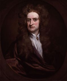 Isaac Newton (1642 - 1727), científico al que debemos grandes descubrimientos como la Ley de la gravitación universal, las leyes de la dinámica, además de grandes contribuciones en óptica