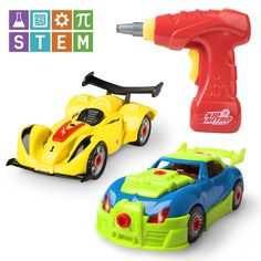 Take Apart Race Car Toys – Build a Car Toys for Kids Building, Construction and Engineering Set, Educational Learning STEM Toys for Boys or Girls: Toys & Games. car toys # travelling toys for kids Toy Cars For Kids, Toys For Girls, Girls 4, Baby Girls, Building For Kids, Building Toys, Tinker Toys, Woodworking Toys, Woodworking Projects