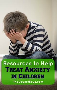 Does your child worry too much or have anxiety? Don't let yourself feel helpless. These Resources to Help Treat Anxiety in Kids just might be the answer you're looking for!