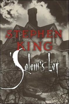 stephen king: I read The Shining and then I read this...I believed in vampires after reading this...fabulous book...don't read alone..