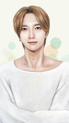 Leeteuk, Super Junior, Disney Characters, Fictional Characters, Kpop, Disney Princess, Fantasy Characters, Disney Princesses