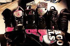 Jordan's, shoes