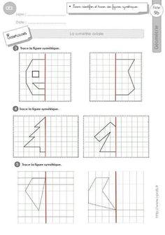 kostenlose arbeitsbl tter zum thema symmetrie achsensymmetrie f r mathe in der tengelyes. Black Bedroom Furniture Sets. Home Design Ideas