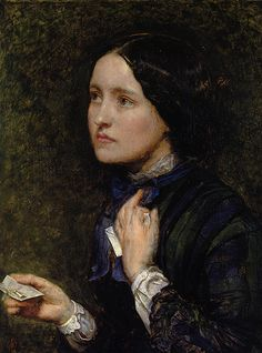 John Everett Millais (English, 1829-1896)