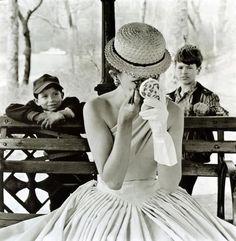 Photo by Frank Paulin, 1955