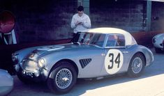 Could have had one- however it was a total restoration and I needed something to drive.  Austin Healey!!