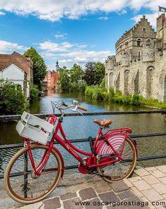 Gante (Gent) by Óscar Gorostiaga on 500px