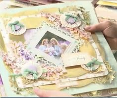 Scrapbook Layouts, Scrapbook Pages, Scrapbooking, Scrapbook Background, Lay Outs, Anna Griffin Cards, Decorative Boxes, Design, Scrapbooks