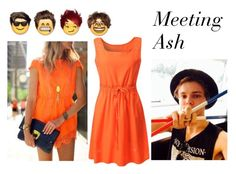"""""""Metting Ash"""" by ashtonirwin1234 ❤ liked on Polyvore featuring women's clothing, women, female, woman, misses and juniors"""