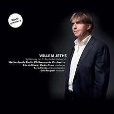 MUSIC CD Symphony No. 1 / Recorder Concerto