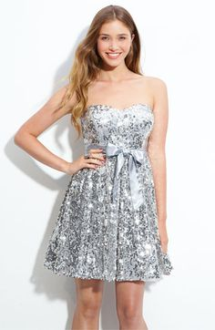 Prom dress possibly (: