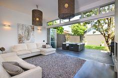 QUEENS PARK - Semi - contemporary - living room - sydney - by Capital Building