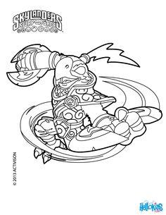 9 Skylanders Stuff Ideas Skylanders Coloring For Kids Skylanders Spyro