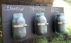 5 Beautiful Mason Jar Craft Projects