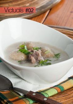 Griti bana soup #Suriname