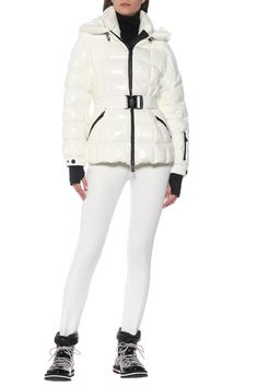 Moncler Grenoble is a skiwear label that is split into three autonomous categories: high performance, performance and style, and après-ski. The brand showcases its form-meet-function collections on the New York runway where alpine drama and the fashion industry intersect. #mytheresa #monclergrenoble #skijackets #whiteskijacket #wintertime #winterseason #skiseason #wintersport Ski Season, Winter Season, Ski Outfits, Down Ski Jacket, Ski Pass, Alpine Skiing, Apres Ski, Winter Sports, Moncler