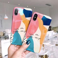 Diy phone cases 815433076261248569 - Glossy Colorful Art Graffiti Phone Case For iphone Source by Labonni_Vogue Girly Phone Cases, Art Phone Cases, Diy Phone Case, Iphone Case Covers, Iphone 8 Plus, Iphone 6, Iphone Charger, Graffiti, Phone Cases