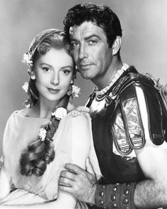 Robert Taylor in Quo Vadis (1951) When I lived in Ill. I worked at Plentywood farm. He and his wifw came in for lunch. he was even better looking in person. Plus very nice to everyone.