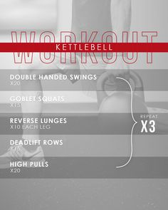Grab a friend and a kettlebell and give this workout a try! Sms Text, Text Messages, Google Voice, Goblet Squat, Take The First Step, Text You, Kettlebell, Squats, Fitness Tips