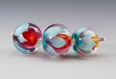 Martina Römer #lampwork #beads