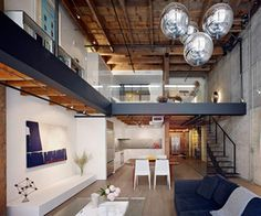 Oriental Warehouse Conversion by Edmonds + Lee Architects